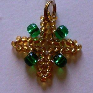 Arany - Zöld medál